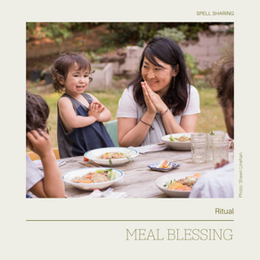 Ritual: Meal Blessing