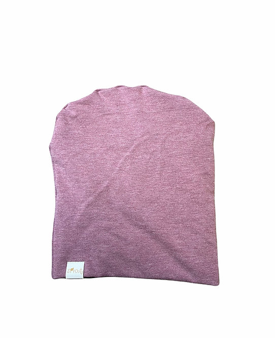 Adult - Heather Pink Slouchy