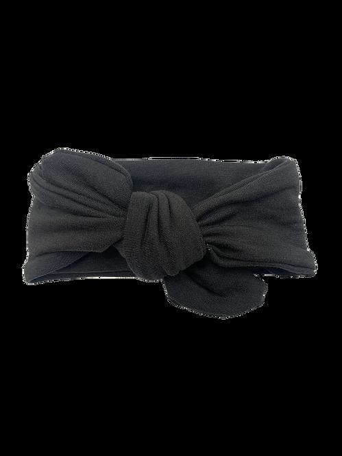 Solid Bamboo Turban Headband
