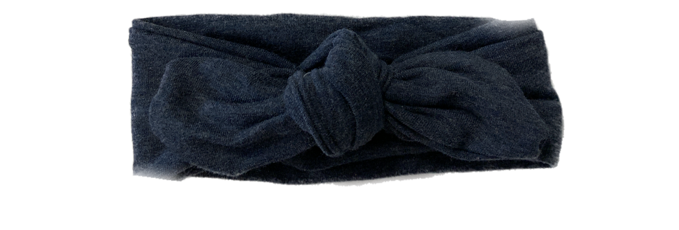 Solid Bamboo Turban Headband Assorted