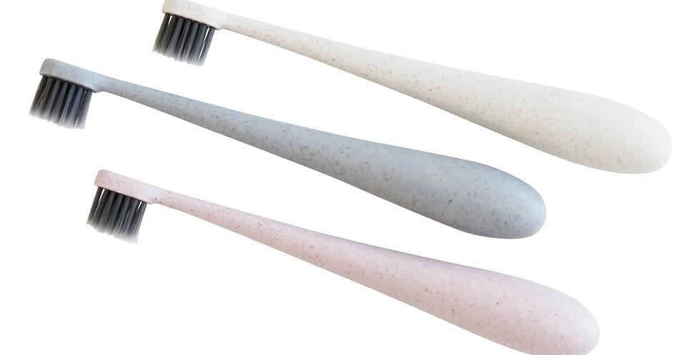 Modern Wheat Straw Toothbrush