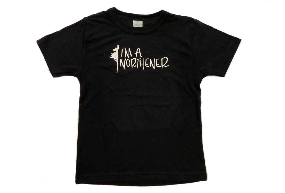 Im a Northener - T-SHIRT KIDS