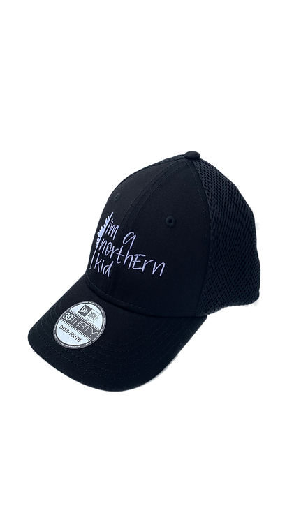 Fitted Ball Cap (Toddler + Youth)