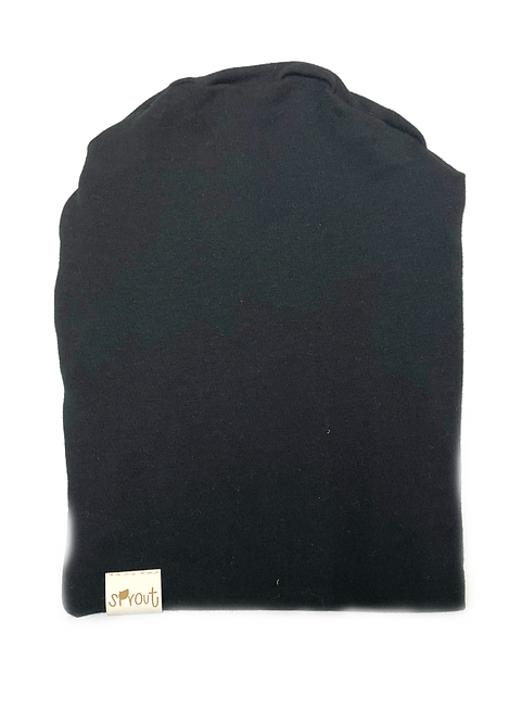 Adult - Black Slouchy
