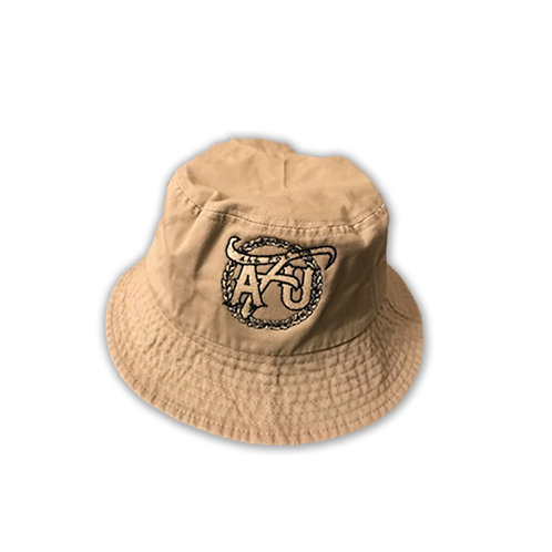 All For Us Bucket Hat- Beige