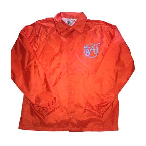 All For Us Jacket- Orange