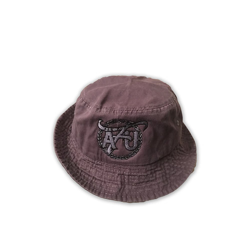 All For Us Bucket Hat- Stone