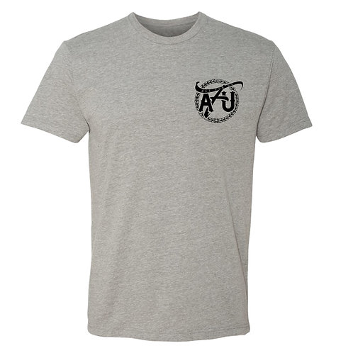 All For Us Classic Tee- Gray