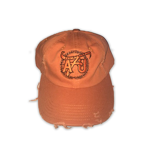 All For Us Dad Hat- Orange