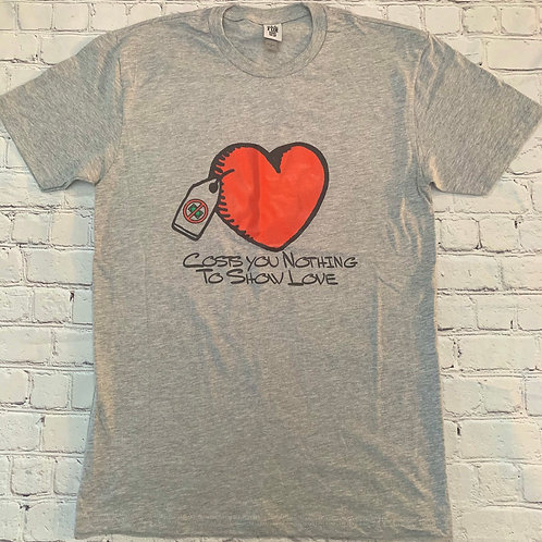 Cost You Nothing Heart Tee