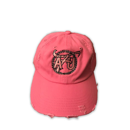 All For Us Dad Hat- Pink