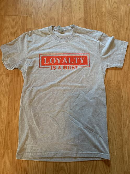 Loyalty Block Tee