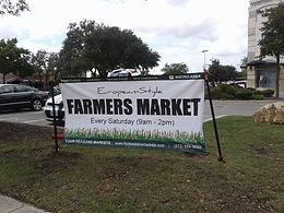The Artful Olive & The Wild Vine / Huebner Oaks Farmer Market