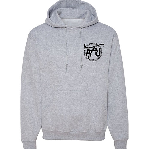 All For Us Classic Hoodie- Gray