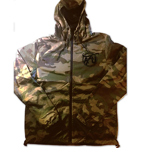 All For Us Jacket-Camo