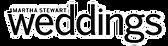 Martha Stewart Weddings logo inline