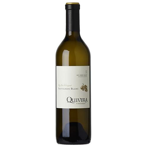 Quivira Fig Tree Sauvignon Blanc (2018)