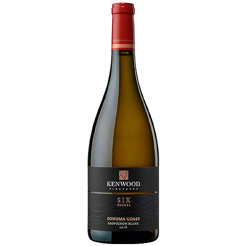 Kenwood Vineyards - Six Ridges Sauvignon Blanc (2019)