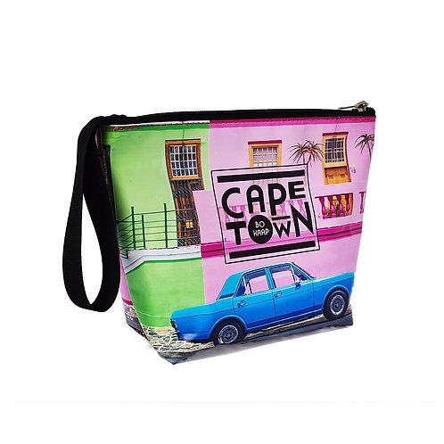 PVC Zip Pocket Bag - Bo Kaap