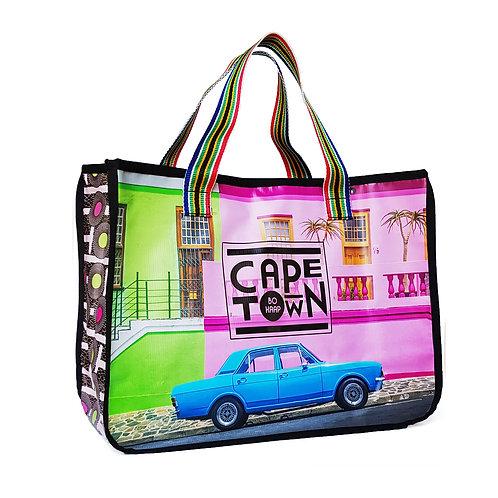 PVC Shopper Bag - Bo Kaap
