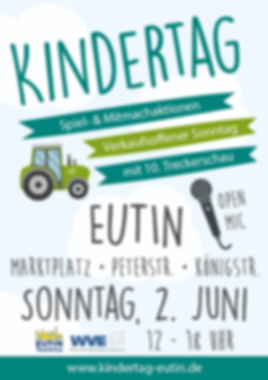 Kindertag in Eutin
