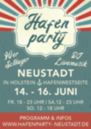 Hafenparty Neustadt