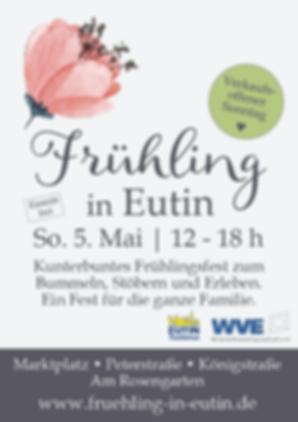 Frühling in Eutin