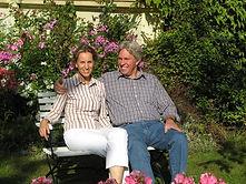 Renate und Wolfgang Engel vom Ingenhof in Malente-Malkwitz