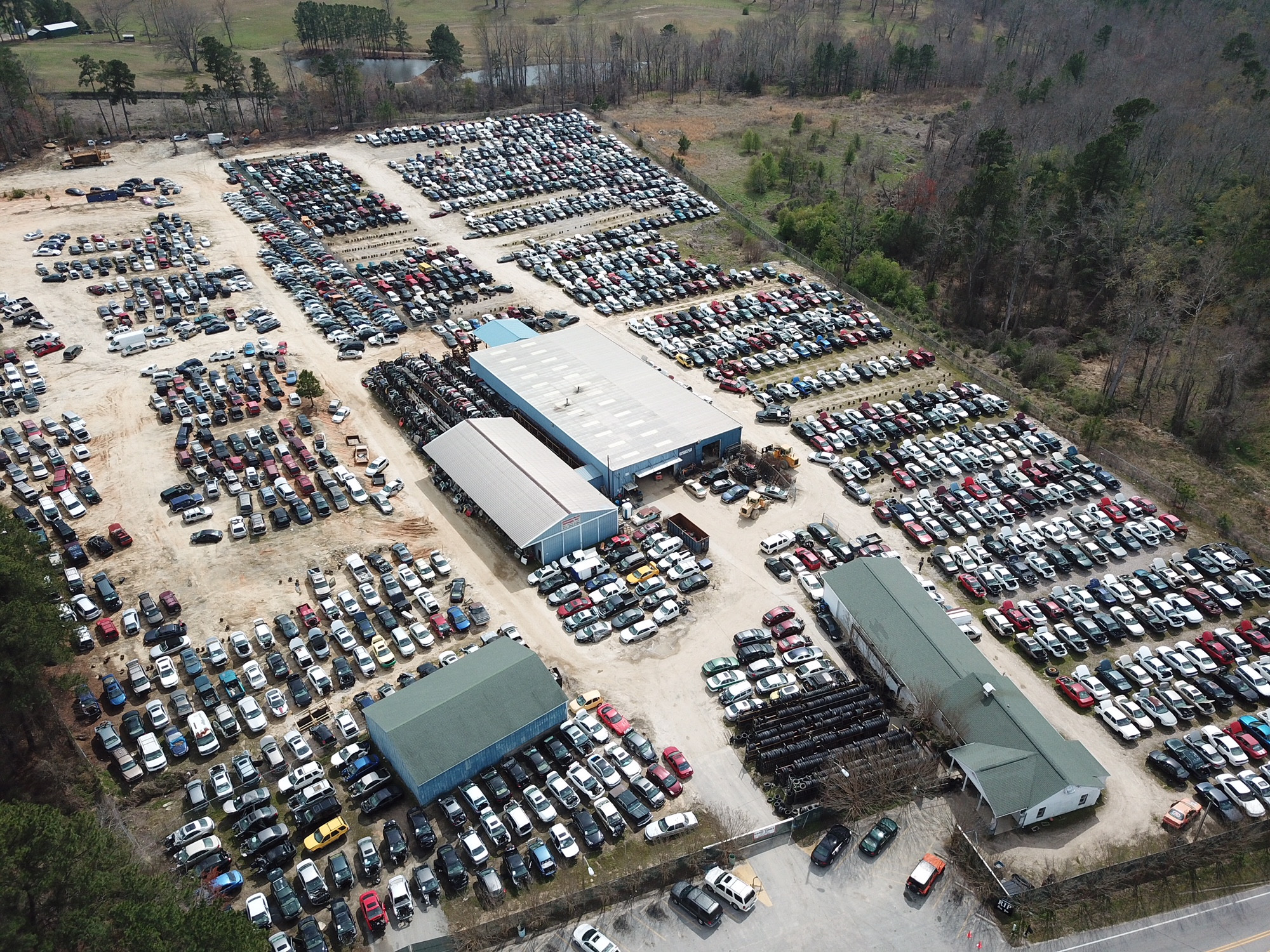 Martins Auto Salvage >> Jackson Auto Salvage Raleigh Nc Oem Used Car Parts North
