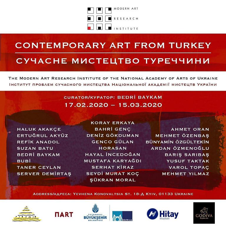 Contemporary Art From Turkey