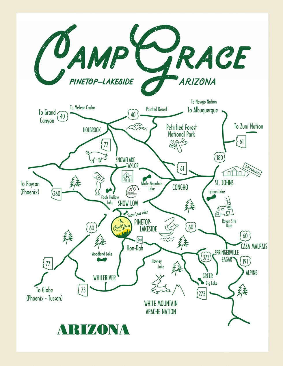 Roadmap to Camp Grace