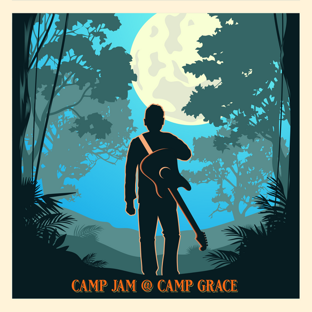 Camp Grace Campfire Music Series Camp Jam square image