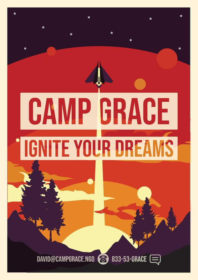 CAMP GRACE Advertisement