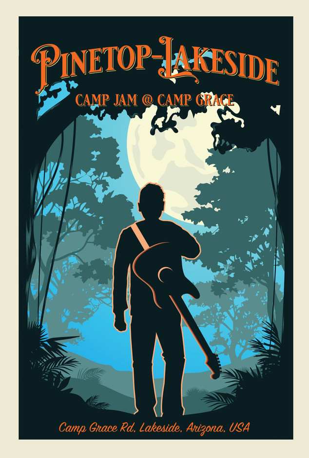 Camp Grace Musical Campfire Series