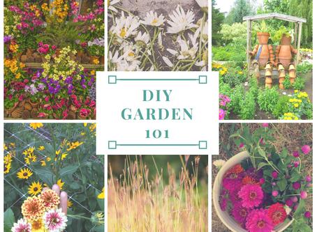 DIY Gardening 101