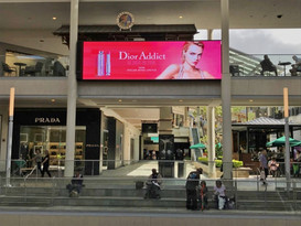 Dior Large Format Digital Screen