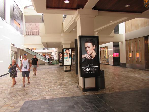 Chanel Domination Ad Display