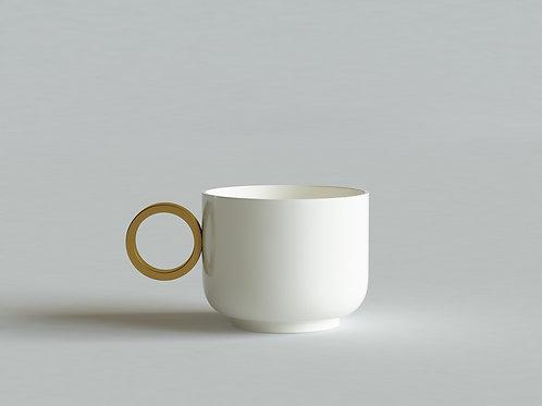Oring cappuccino mug