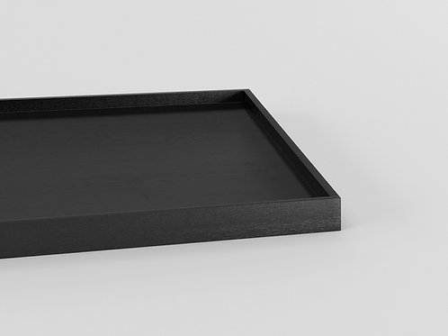 Solid Tray black