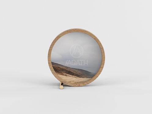 Collar Frame natural oak