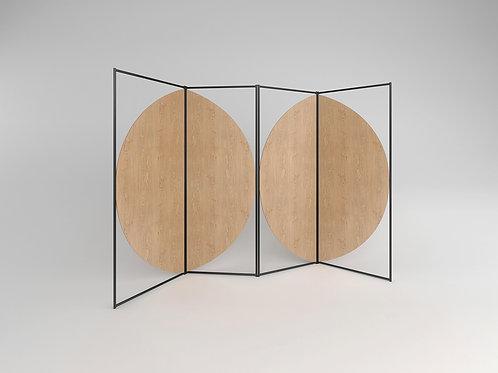 Room Flexiscreen Round