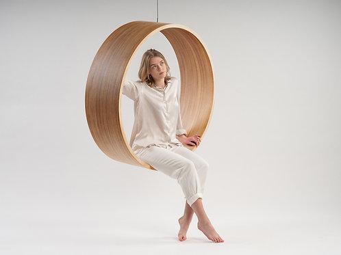 Swing model n.3 indoor modern elegant woodwork in four colours