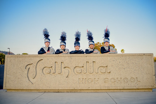 Valhalla Vanguard 2019 Uniform Reveal