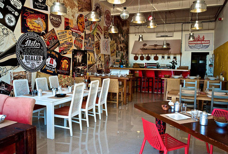 Thunder Road Pizza & Grill, RAK, UAE