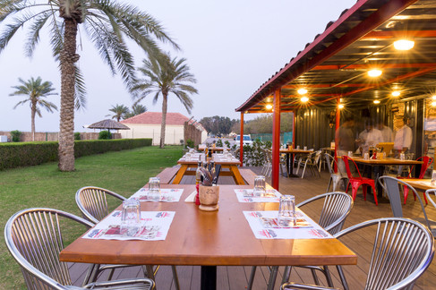 Thunder Road Pizza & Grill, RAK, UAQ, UAE