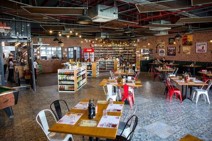 Thunder Road Pizza & Grill, RAK, UAE
