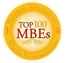 Top 100 MBE Award Logo