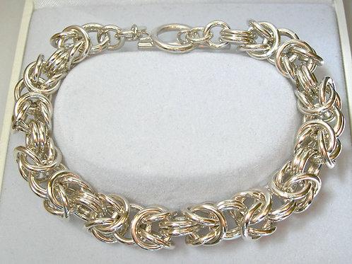 Heavy Byzantine Bracelet