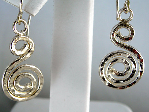 Swirled Earrings