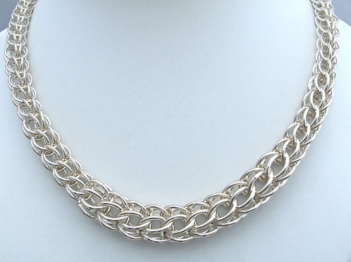 Graduated Persian Chain Necklace